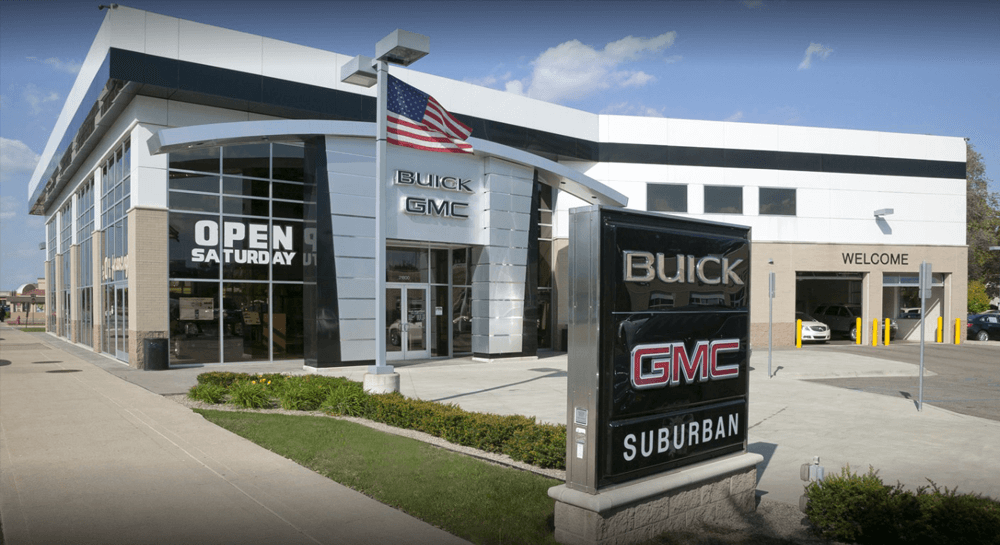 Buick Gmc Dealer Metro Detroit Michigan Oakland County Mi